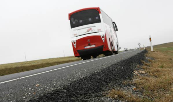 Más dinero para mejorar carreteras