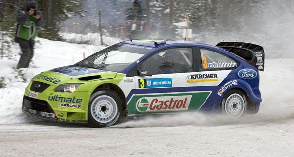 WRC: Grönholm estará en el rally de Suecia