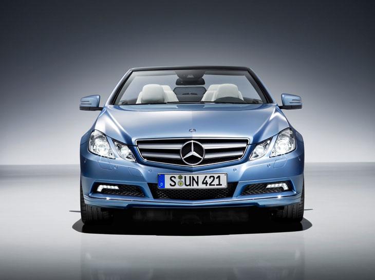 Nuevo Mercedes Clase E Cabrio