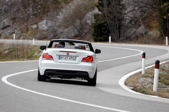 BMW Serie 1 Coupé y Cabrio