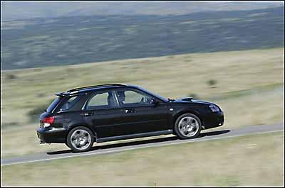 Subaru Impreza WRX SW