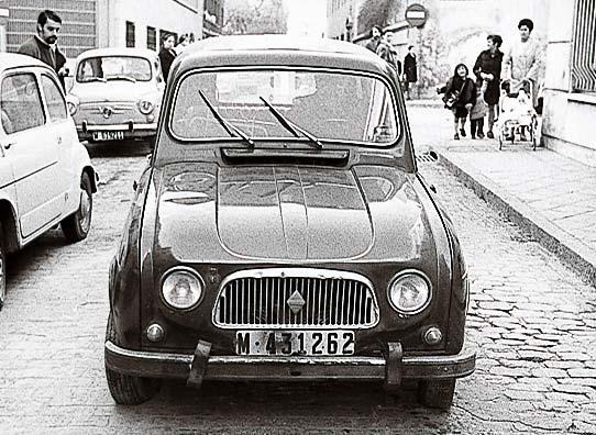 Citroën 2 CV, sabiduría popular.
