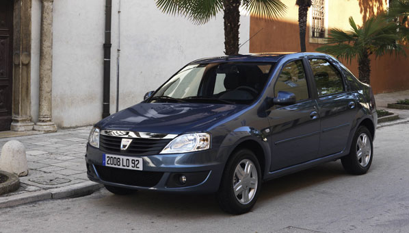 El Dacia Logan se actualiza