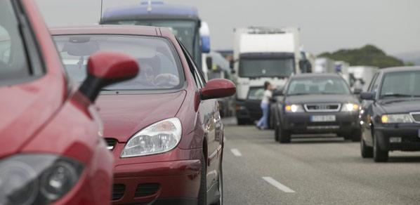 Más de 26 millones de coches accidentados