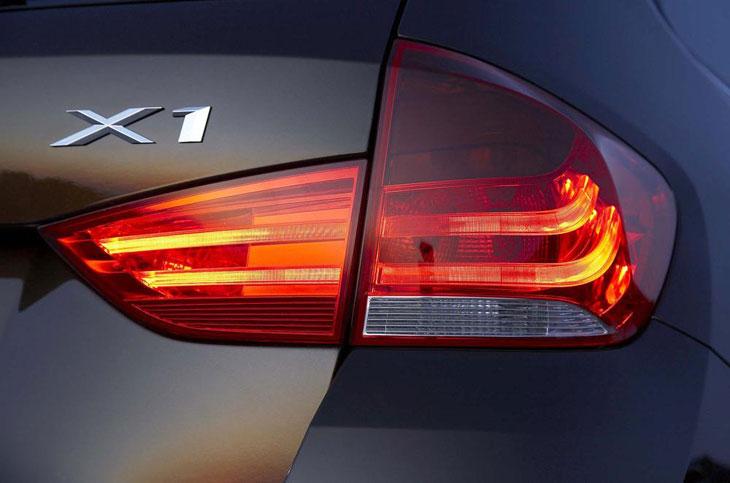 BMW X1, al detalle