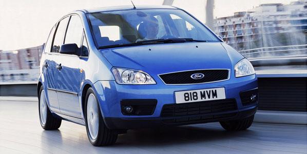 Almussafes producirá el Ford C-MAX y un nuevo motor