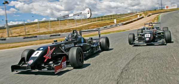 Dallara F308 F3