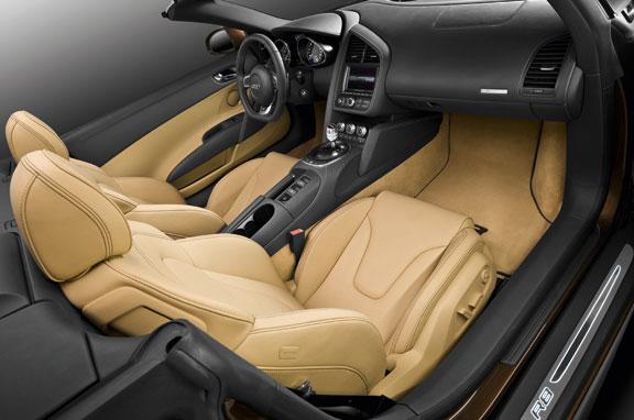 Audi R8 Spyder 4.2 FSI V8