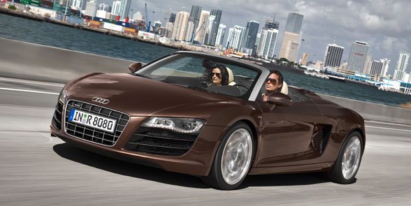 Audi R8 Spyder 4.2 FSI