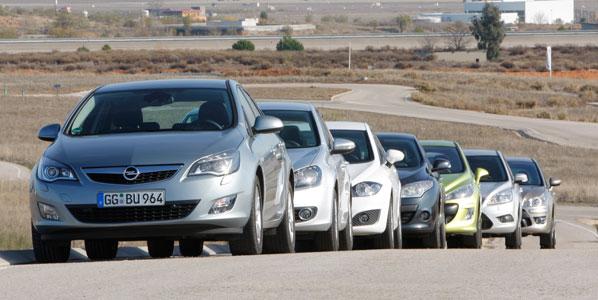 Las ventas de coches suben un 25,6 por ciento