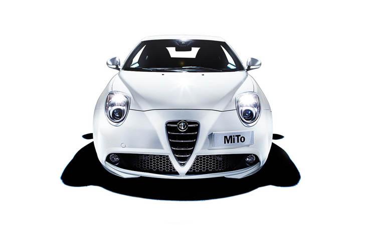 Alfa MiTo Quadrifoglio Verde MY 2011.