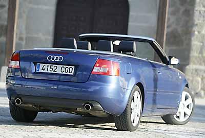 Audi Cabrio T