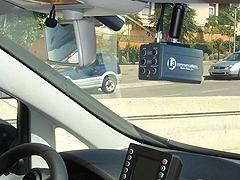 Nos colamos en un coche patrulla con videocámara