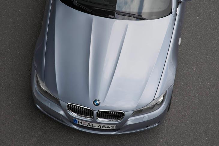 BMW Serie3: detalles exteriores