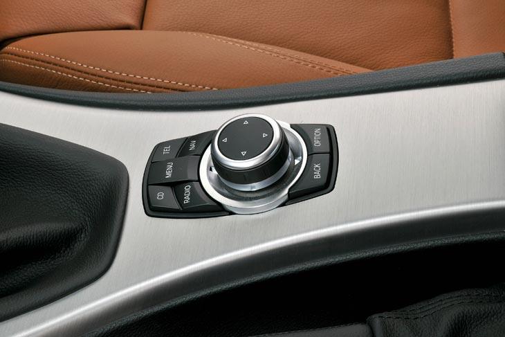 BMW Serie3: detalles interiores