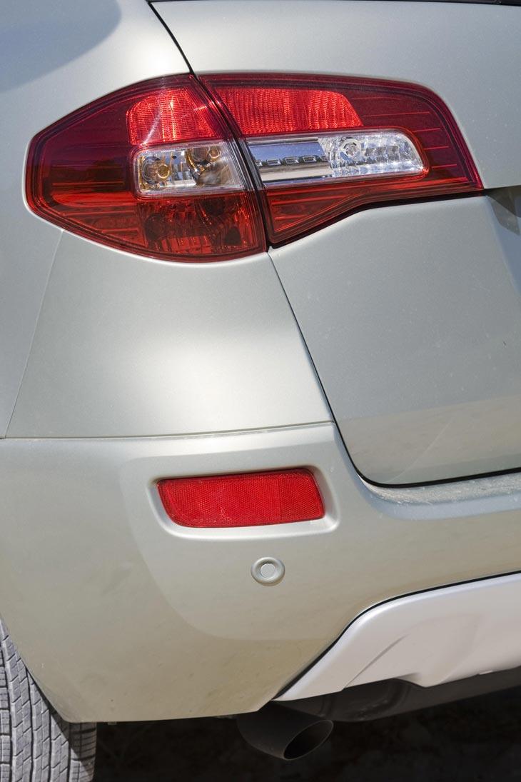 Renault Koleos 2.0 dCi detalles exterior