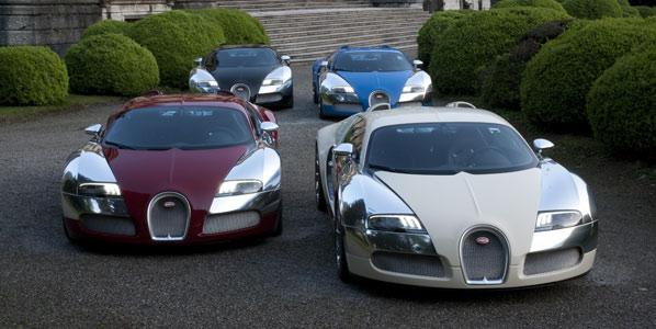 Veyron, un coche de otro planeta