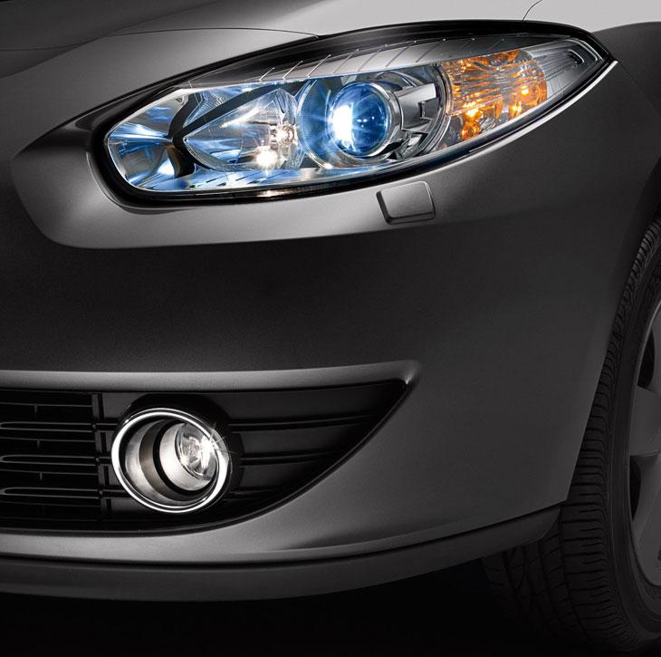 Renault Fluence, al detalle