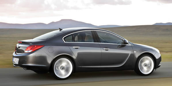Opel Insignia ecoFLEX 130 CV