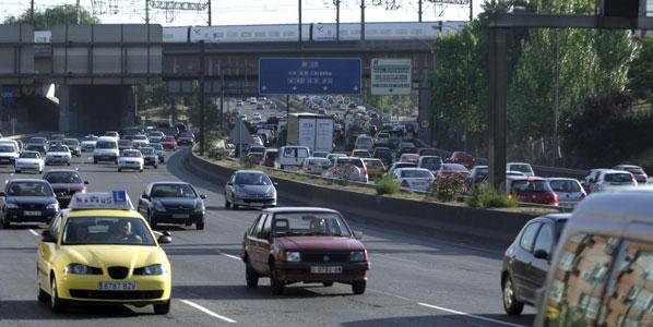 El 10% de los accidentes laborales es de tráfico