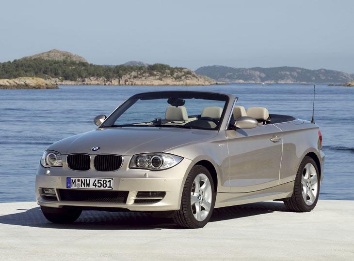 Dos puertas y cuatro plazas para el nuevo cabrio de BMW.