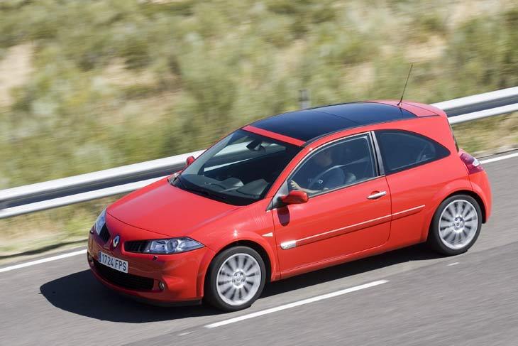 Renault Mégane 2.0 dCi Sport