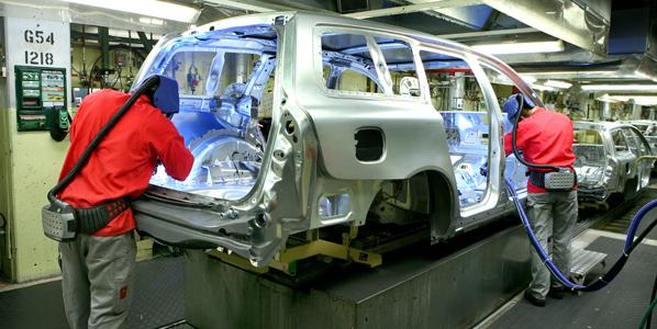 Motor: los parados aumentan un 147 por ciento