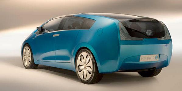 Toyota: todos híbridos en 2020