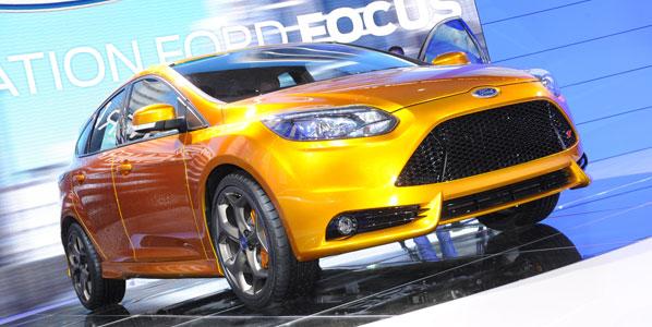 Nuevo Ford Focus ST