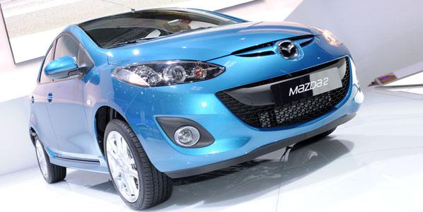El nuevo Mazda 2 verá la luz en París