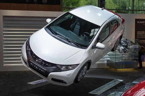Honda Civic Wagon y Civic Type R