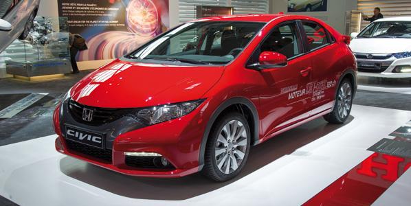 Honda Civic Wagon y Type R, confirmados