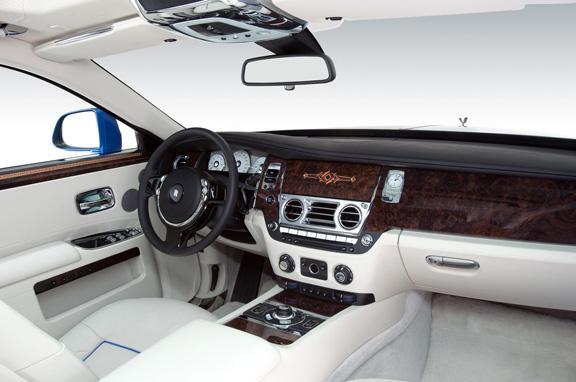 Rolls-Royce Art Decó