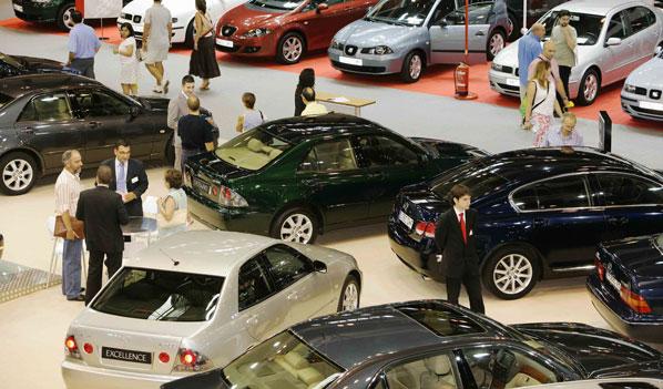Las ventas de coches se hunden en noviembre