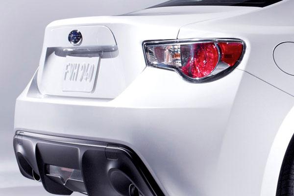 Subaru BRZ Sports Coupé