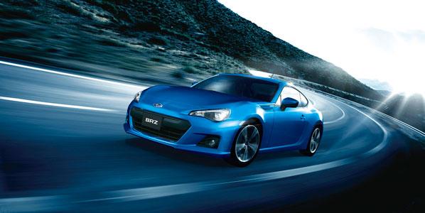 Subaru BRZ, llega la versión de producción