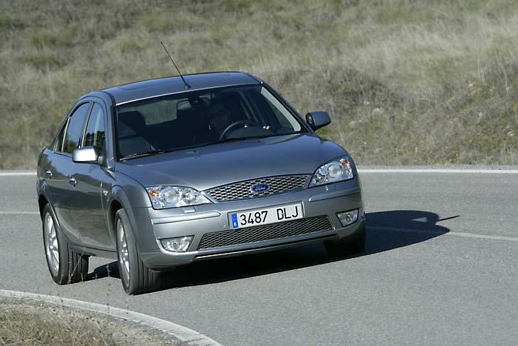 Ford Mondeo TDCI 155 CV