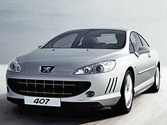 Peugeot Coupé 407: Imposible no fijarte en él