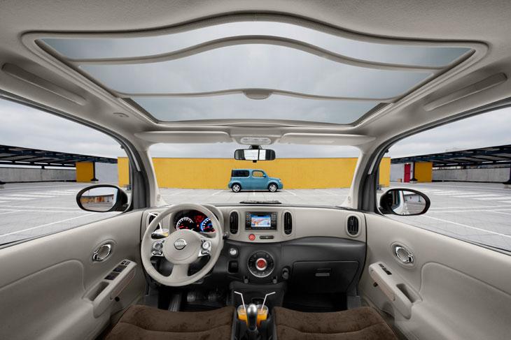 Nissan Cube, a la venta