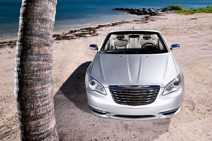 Chrysler 200 Cabrio.