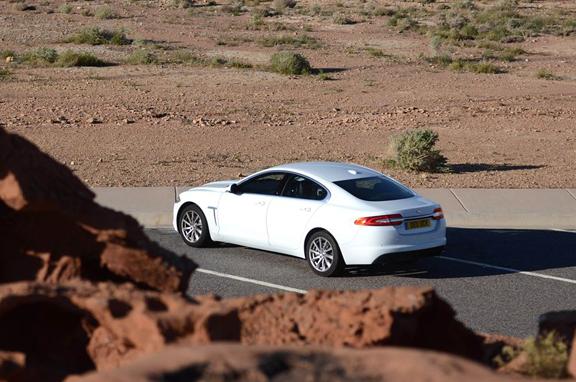 Nuevo Jaguar XF 2.2 Diesel de 163 CV