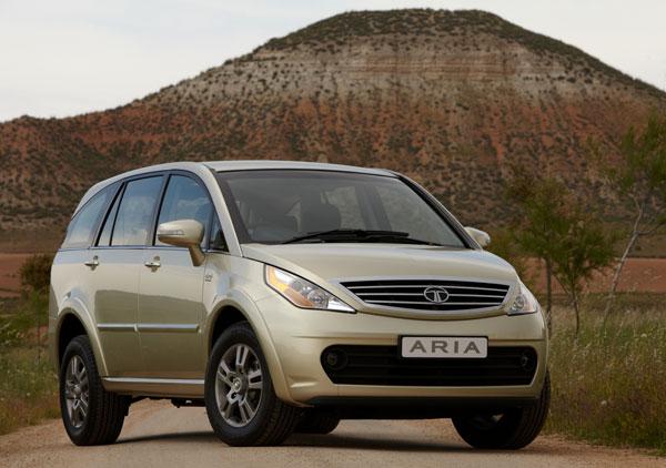 Novedades Tata 2012