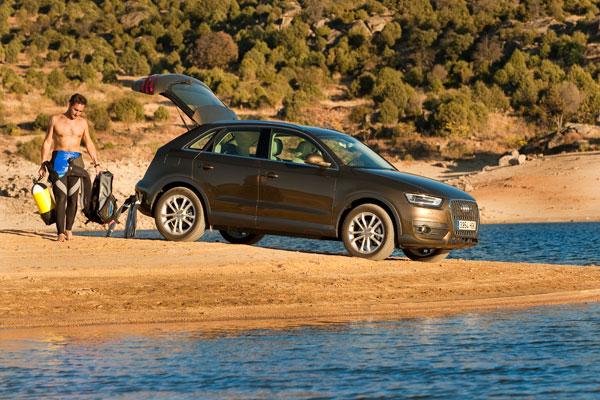 Audi Q3 2.0 TDI quattro S tronic 7 vel.