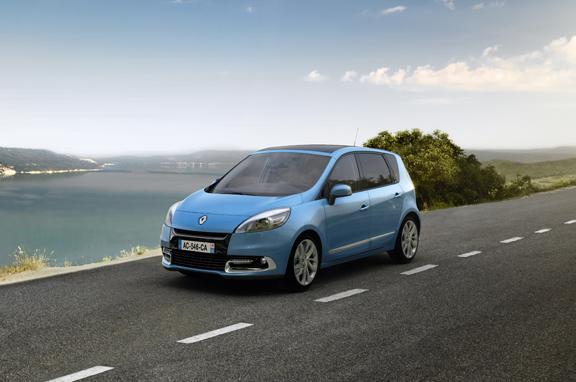 Renault Scénic y Grand Scénic 2012, al detalle