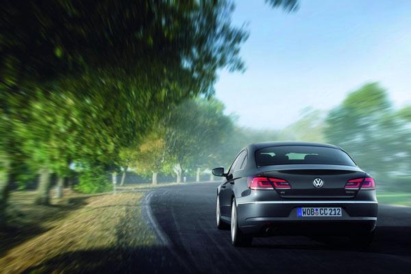 Volkswagen CC el contacto