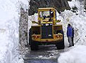 La nieve vuelve a las carreteras españolas