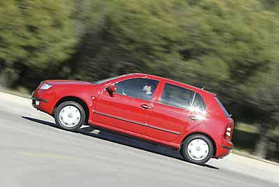 Ford Fiesta 1.6 100 CV