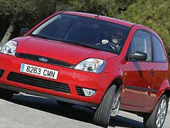 Ford Fiesta 1.6i 100 CV 3p