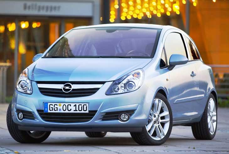 Opel Corsa.