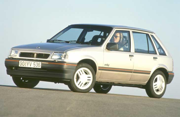 Opel Corsa Swing.